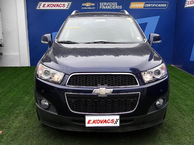Camionetas Kovacs Chevrolet Captiva mec 2012