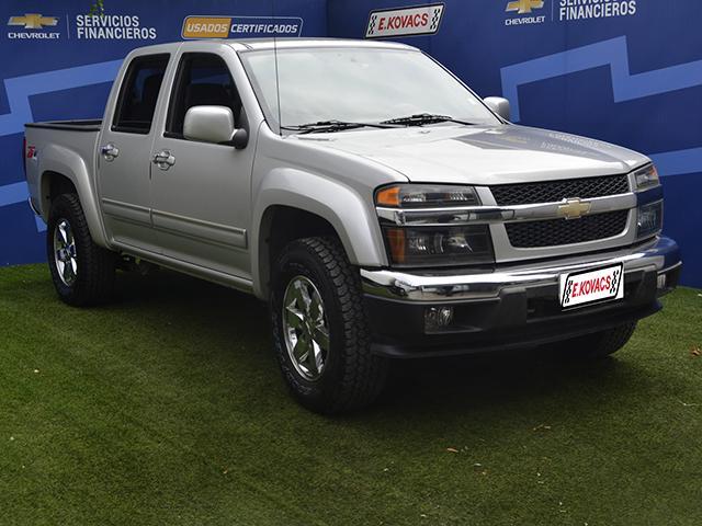 Camionetas Kovacs Chevrolet Colorado lt 2011