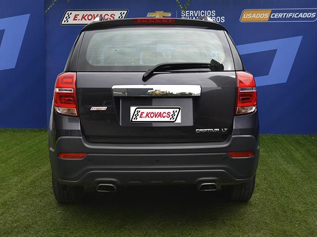 Camionetas Kovacs Chevrolet Captiva lt 2015
