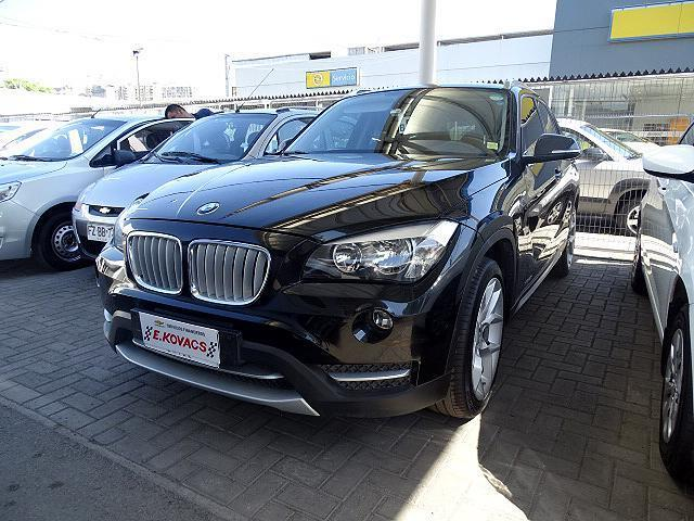Vehículos Kovacs Bmw X1 2.0 2013