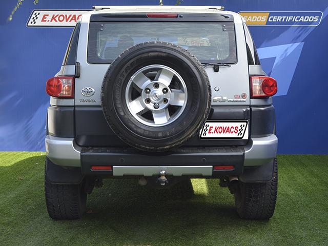 Camionetas Kovacs Toyota Fj-cruiser . 2009