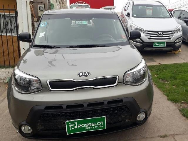 Autos Rosselot Kia New soul lx 1.6 6mt euro v  - 1490  2014