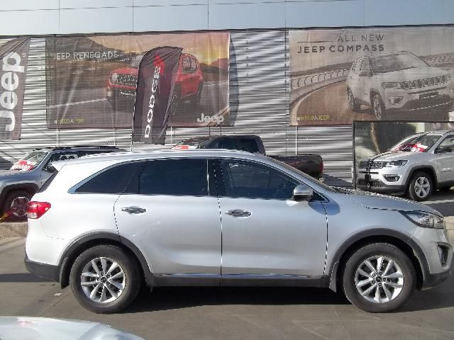 kia new sorento ex 2.4l gsl 6at 4x2 se - 1589