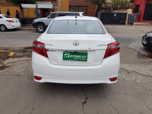 Autos Rosselot Toyota Yaris xli 1.5 2015