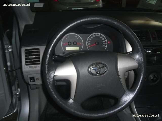 Autos Hernández Motores Toyota Corolla 2013