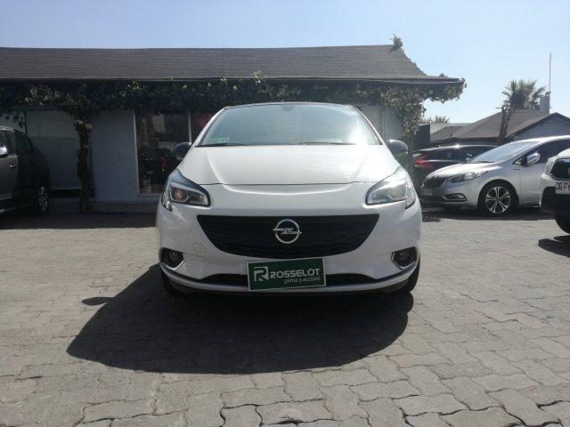 Autos Rosselot Opel Corsa opc mecanico turbo 2016