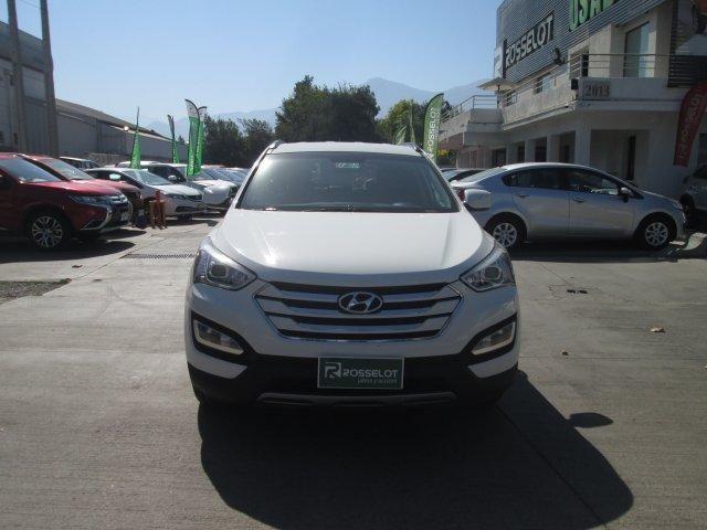 Camionetas Rosselot Hyundai Santa fe 2.4 gls 4x2 6 at  2014