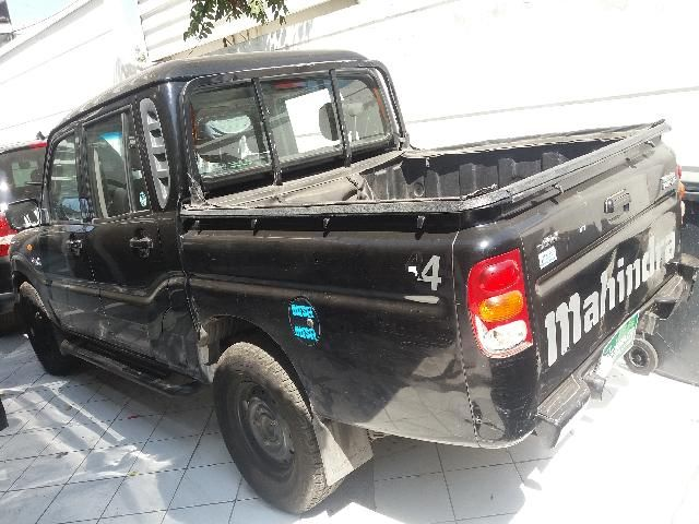 mahindra new pick up xl d/cab 4x4 2.2