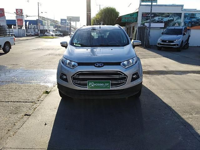 Autos Rosselot Ford Eco sport mec full 4x2 2017