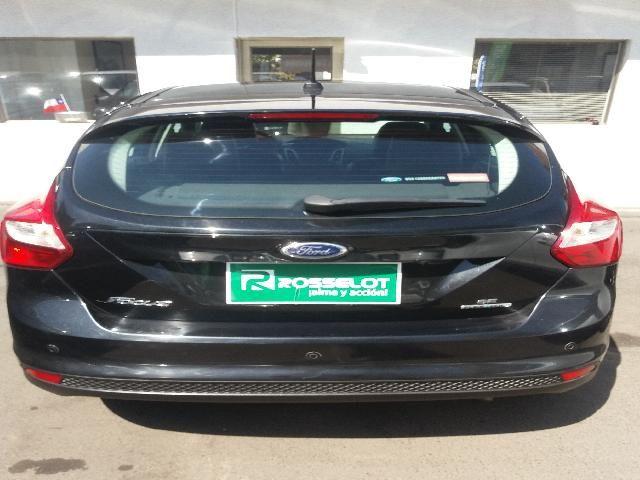 ford focus sedan aut. full cuero