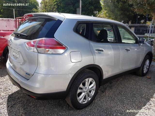 Camionetas Hernández Motores Nissan X-trail 2017