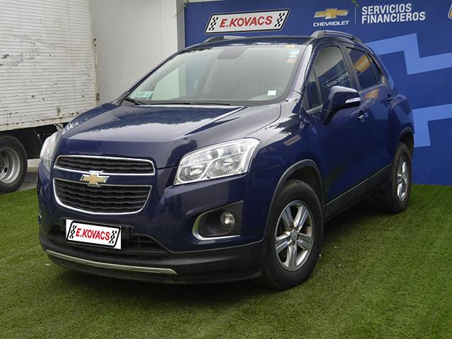 chevrolet tracker lt