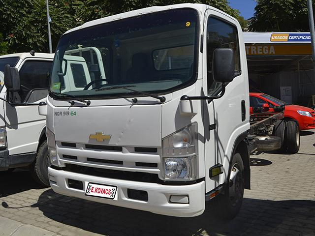 Camiones Kovacs Chevrolet Nkr nqr 919 2015