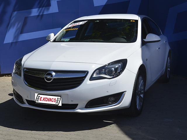 Autos Kovacs Opel Insignia turbo 2016