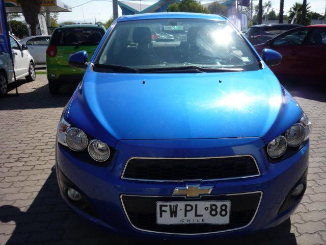 Autos Kovacs Chevrolet Sonic 1.6 2013