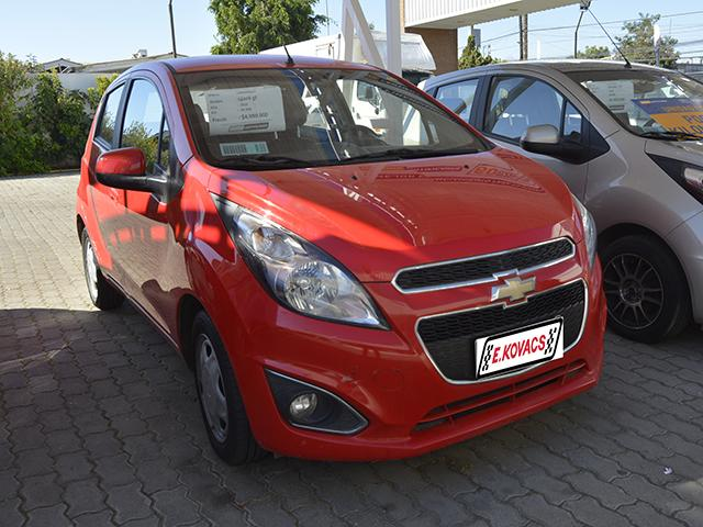 Autos Kovacs Chevrolet Spark gt 2016