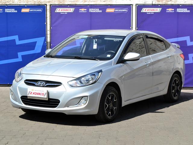 Autos Kovacs Hyundai Accent gl 2014