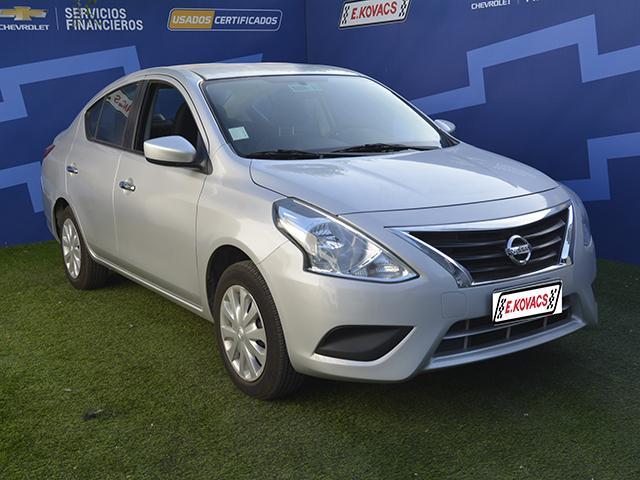 Autos Kovacs Nissan Versa sense 2016