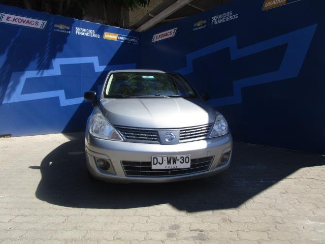 Autos Kovacs Nissan Tiida s 1.6 sedan 2012