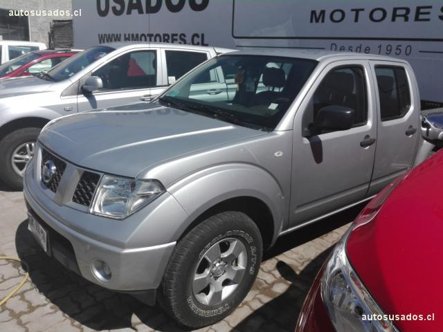 Camionetas Hernández Motores Nissan Navara 2014