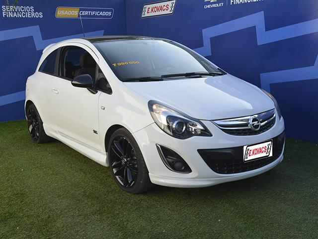 Autos Kovacs Opel Corsa turbo 2013