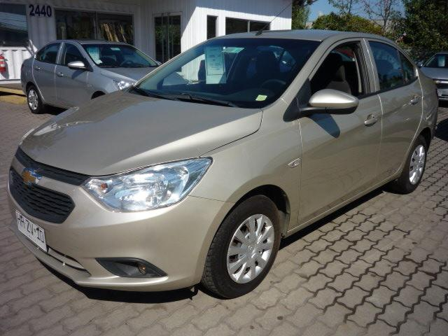 Autos Kovacs Chevrolet Sail new ls mt 2016