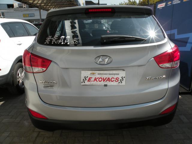 Camionetas Kovacs Hyundai Tucson 2.0 2013