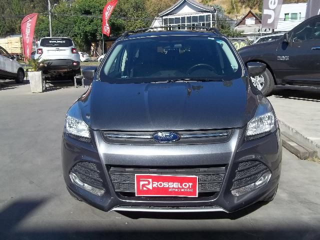 Camionetas Rosselot Ford Escape 2.0 aut. full 2014