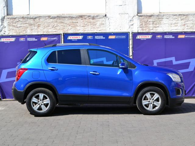 chevrolet tracker lt awd