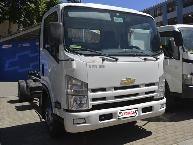 Camiones Kovacs Chevrolet Nkr npr 815 2011
