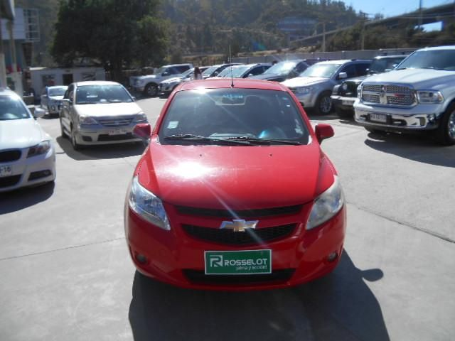Autos Rosselot Chevrolet Sail 1.4 mt 2013