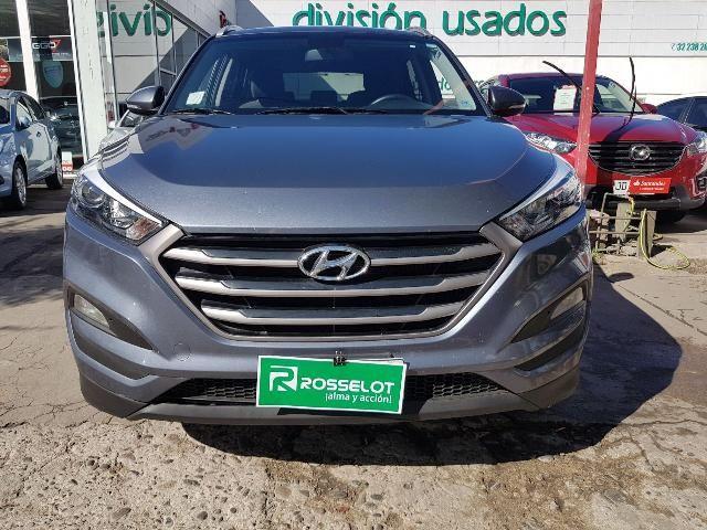 Autos Rosselot Hyundai New tucson gl 4x2 2.0 mt diesel 2ab abs 2017