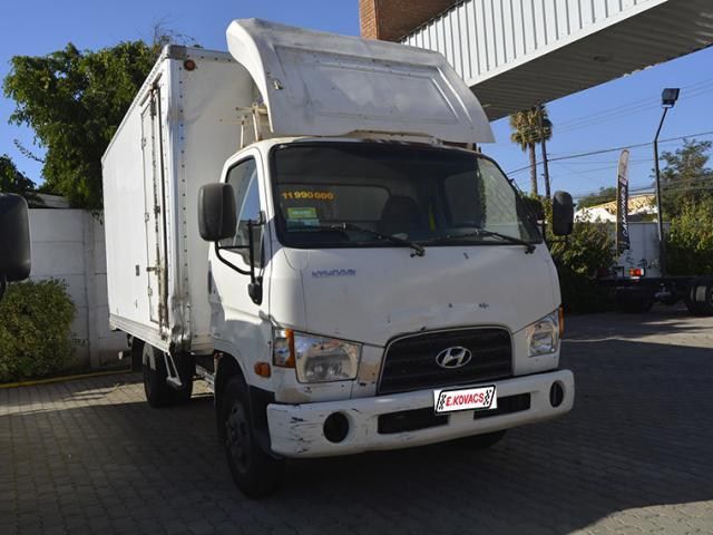 Furgones Kovacs Hyundai Hd65 std 2012