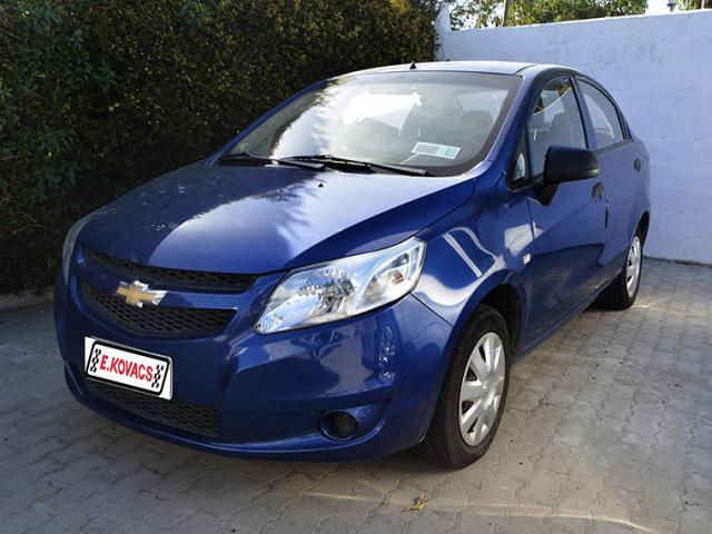 Autos Kovacs Chevrolet Sail 1.4 2015