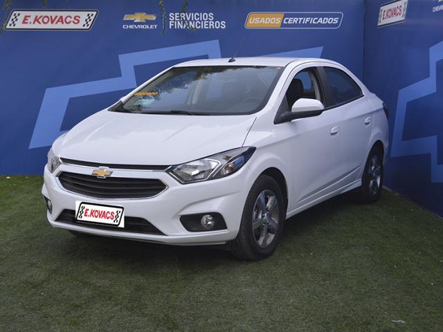 Furgones Kovacs Chevrolet Prisma ltz 2018