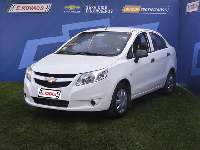 Autos Kovacs Chevrolet Sail ii 2014