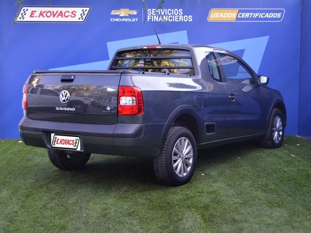 Camionetas Kovacs Volkswagen Saveiro . 2016