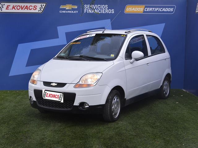 Autos Kovacs Chevrolet Spark lt 2010
