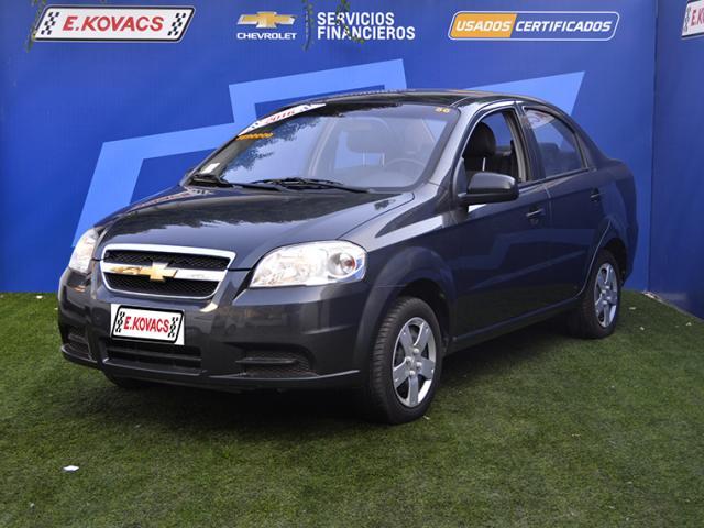 Autos Kovacs Chevrolet Aveo . 2016