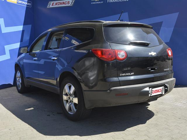 chevrolet traverse ltz 3.6 at awd