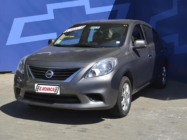 Autos Kovacs Nissan Versa sense 1.6 mt 2013