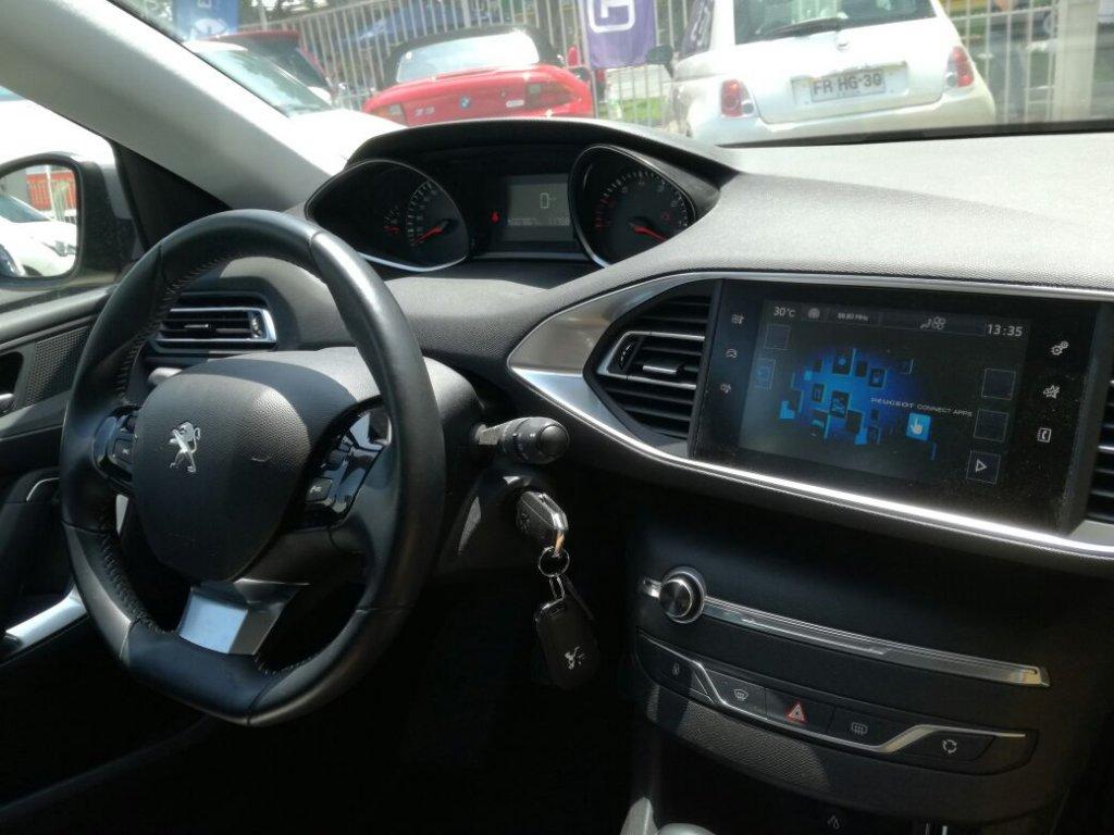 Autos Autoquinta Peugeot 308 2017