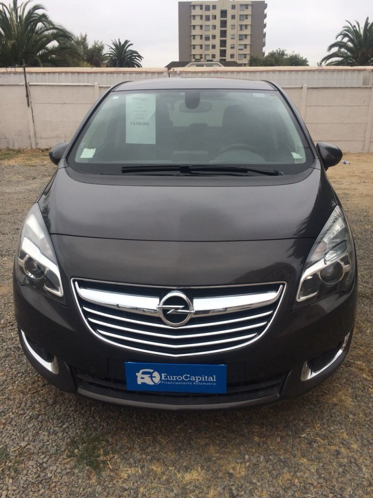 Autos Autoquinta Opel Meriva 2015
