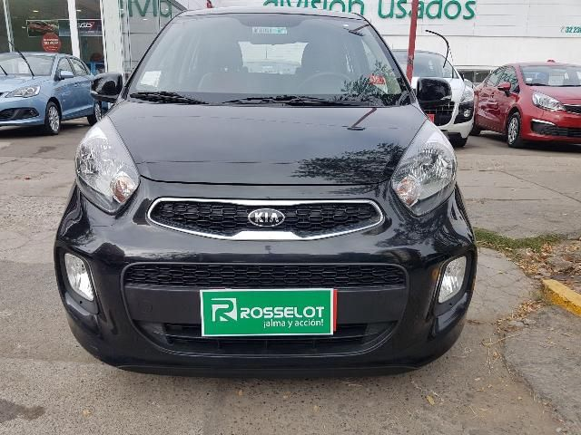 kia new morning ex 1.2l 5mt sport - 1618