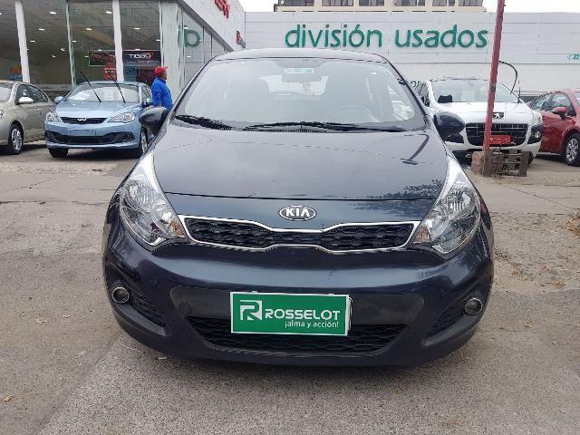 Autos Rosselot Kia Rio 5 ex 1.4l 6mt ac ab euro v - 1526  2015