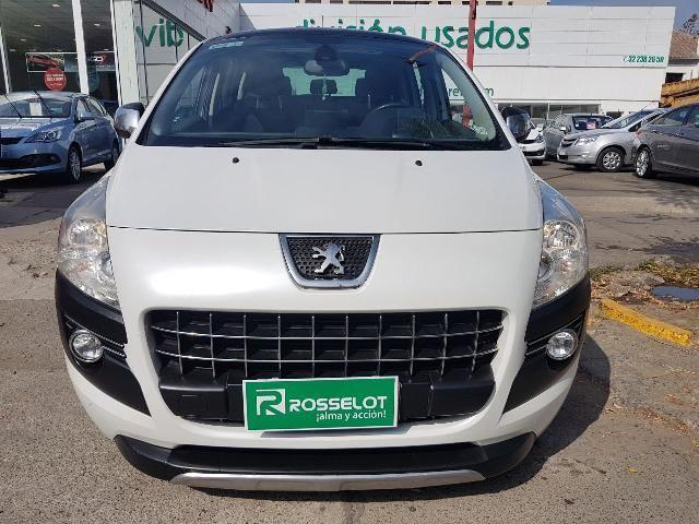 Autos Rosselot Peugeot 3008 premium hdi 1.6 2014