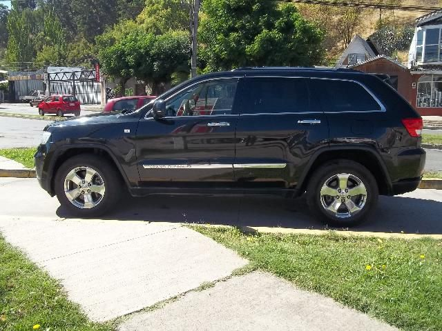 jeep grand cherokee limited diesel 3.0 aut 4x4