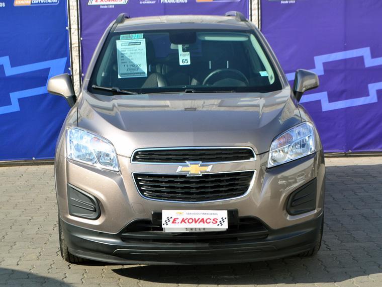 Camionetas Kovacs Chevrolet Tracker lt awd 2015