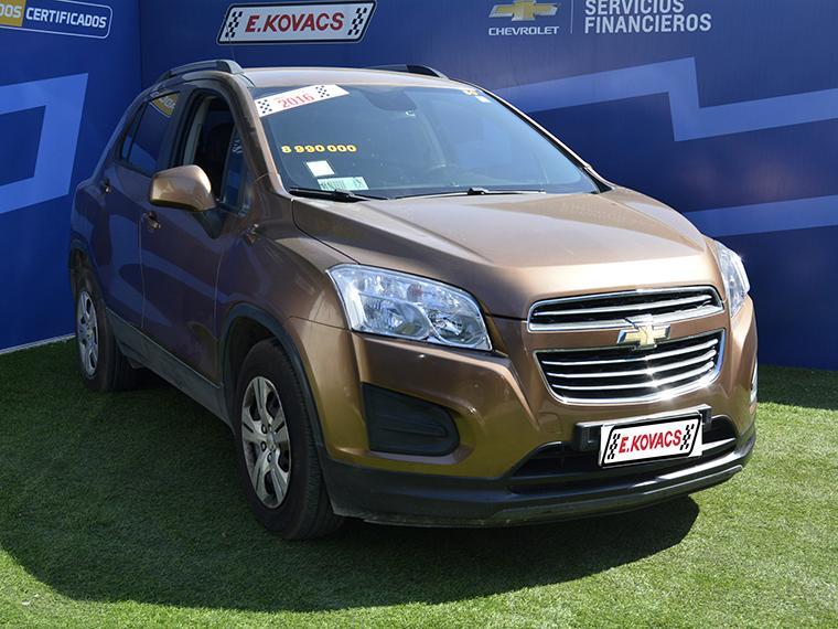 Camionetas Kovacs Chevrolet Tracker ls 2016