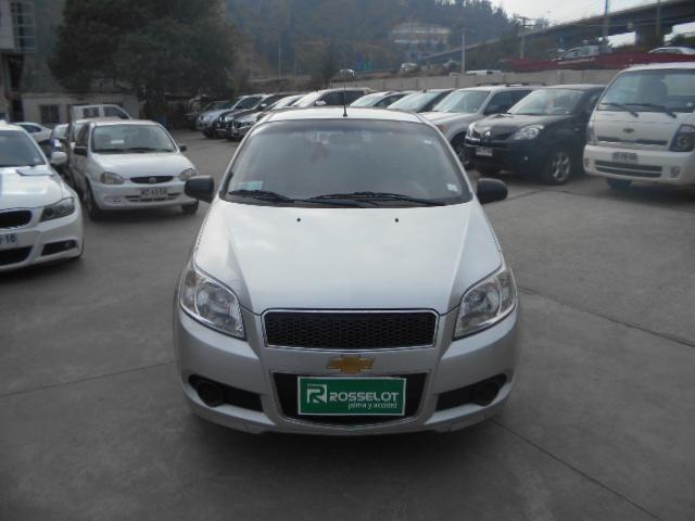 Autos Rosselot Chevrolet Aveo iii ls hb 1.4 2013